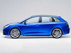 SEAT Ibiza Concept IBZ: Příští léto příjde jako Ibiza ST