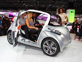 Peugeot BB1: Elektrické mikro pro čtyři