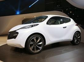 Hyundai ix-Metro: Hybridn� crossover pro mlad� Evropany