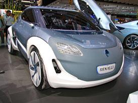 Renault Zoe Z.E.: Z(o)ero Emission pro kratší cesty