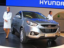Frankfurt živě: Hyundai ix35 – První dojmy