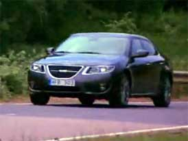 Video: Saab 9-5 – Nový sedan ze Švédska