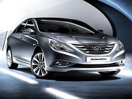 Hyundai Sonata: První fotografie, premiéra v Koreji