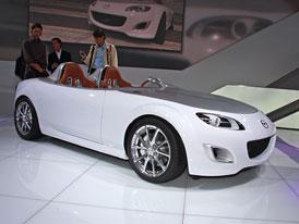 Mazda MX-5 Superlight: Speedster ke dvacátým narozeninám