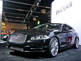 Frankfurt živě: Jaguar XJ – První dojmy