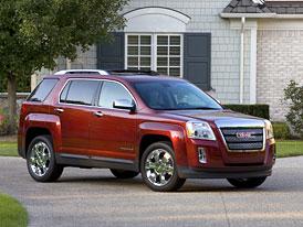 GMC Terrain: Americká SUV se zmenšují, ale neumírají