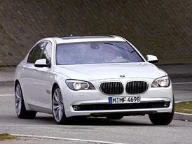BMW 760i (400 kW, 750 Nm): Nový dvanáctiválec příjde na 3,5 milionu Kč