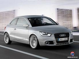 Spy Photos: Audi A1 - Proti Mini od roku 2010