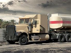 Tatra bude vyr�b�t vojensk� auta s americk�m Navistar Defense