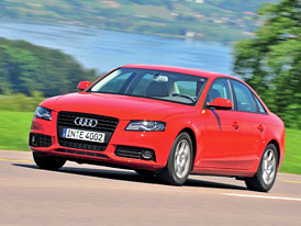 Audi A4 2,0 TFSI flexible fuel: Bioetanol pro A4