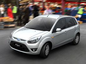 Ford chce investovat v Brazílii 2,26 miliardy USD