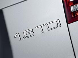 Audi A3: Nová verze 1,6 TDI spotřebuje 3,8 l/100 km, dorazí v roce 2010