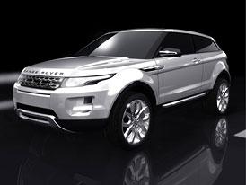 Land Rover LRX oficiálně potvrzen, přijde v roce 2011 pod značkou Range Rover