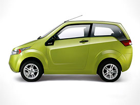 Mahindra & Mahindra kupuje výrobce elektromobilů REVA
