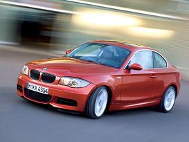 BMW 1 Coupé: Nové základní motory na českém trhu (118d za 714 tisíc Kč, 120i za 753 tisíc Kč)