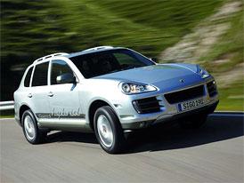 Porsche v pololetí 2009: 75 tisíc prodaných aut za posledních 12 měsíců, nejžádanější je Cayenne