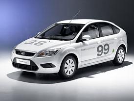 Ford Focus ECOnetic: Extra šetrný Focus dostal taky balíček opatření