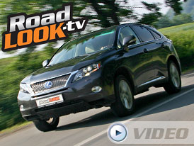 Lexus RX 450h: Ekologick� paranoia (Roadlook TV)