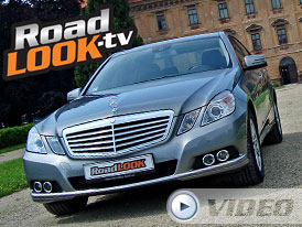Mercedes-Benz E 350 CGI: Efektivn� cost cutting (Roadlook TV)