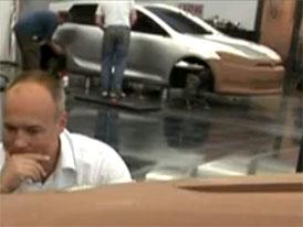 Volkswagen Golf VII na ofici�ln�m videu