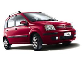 Fiat Panda: Benzin, nafta, LPG, CNG a 4x4 na českém trhu