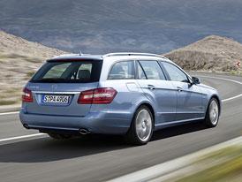 Český trh v srpnu 2009: Dominantnímu Audi A6 dnes umí v ČR konkurovat jen Mercedes-Benz E