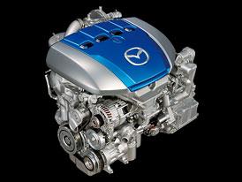 Mazda v Tokiu představí nové motory SKY