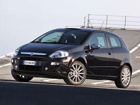Fiat Punto Evo: V�echny motory nyn� se spot�ebou pod 6 l/100 km (kompletn� technick� data)