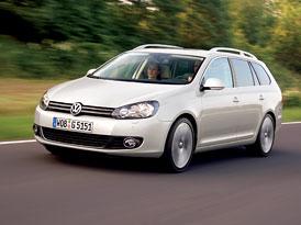 Volkswagen Golf Variant po faceliftu: Nové fotografie, technická data, české ceny