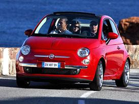 Chrysler bude vyu��vat techniku Fiat Group, Alfa se vr�t� do USA v roce 2012