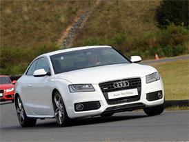 Audi A5 Coupé: Hliníkový prototyp je o více než 100 kg lehčí než sériová verze