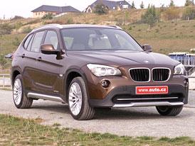 BMW X1: První jízdní dojmy