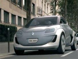 Video: Renault Zoe Z.E. – Čtyřmístný elektromobil