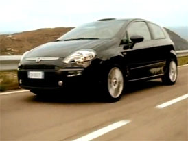 Video: Fiat Punto Evo – Modernizovaný model v pohybu