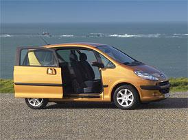Le Figaro: Peugeot ukončil výrobu modelu 1007
