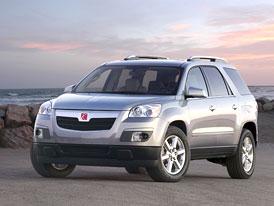 Značka Saturn končí. General Motors ukončí výrobu do října 2010