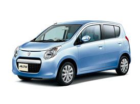 Suzuki Alto Concept: Blízká budoucnost malého modelu