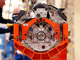 Ford vyrobil v Bridgendu 15 milionů motorů