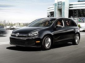 Evropský trh v březnu 2011: Golf vede, nový Focus nastupuje (pořadí modelů)