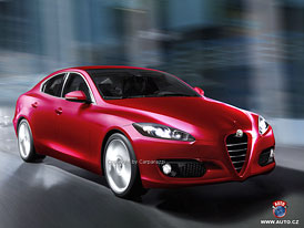 Spy Photos: Alfa Romeo 169 - Příliš vzdálený model?