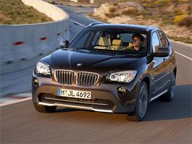 BMW X1 na českém trhu: Ceny začínají na 775.000,- Kč, xDrive pak od 827.000,- Kč