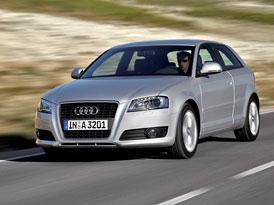 Audi A3: start-stop systém s automatickou převodovkou