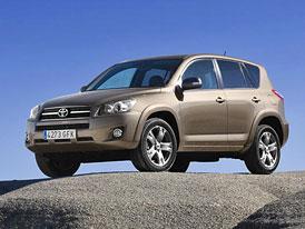 Toyota RAV4 Active s bohatou výbavou od 714.900,- Kč (2,0 Valvematic) do 769.900,- Kč (2,2 D-4D)