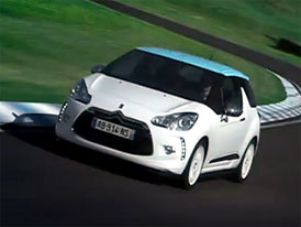 Video: Citro�n DS3 � Stylov� model v pohybu