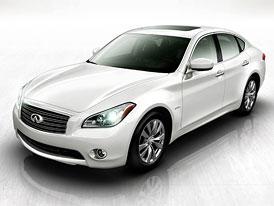 Hybrid od Infiniti potvrzen, bude jím sedan M35 Hybrid