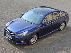 Subaru Legacy: Ceny na českém trhu začínají na 680.000,-Kč