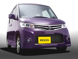 Nissan Roox: Novinka pro domácí trh