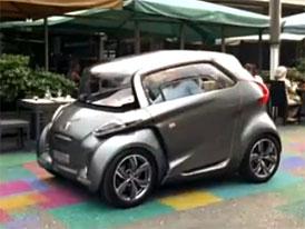 Video: Peugeot BB1 – Koncept čtyřmístného elektromobilu