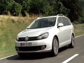 Video: Volkswagen Golf Variant – Modernizované kombi