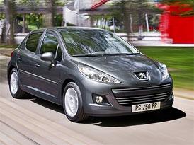 Peugeot 207: Základ za 199.900,-Kč, 1,6 THP za 374.900,-Kč